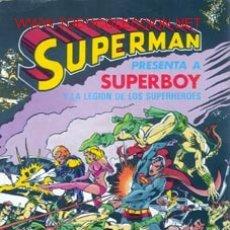 Tebeos: SUPERMAN ALBUM NUMERO 5. EDITORIAL BRUGUERA. Lote 26163468
