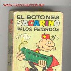 Tebeos: EL BOTONES SACARINO. Lote 26666887