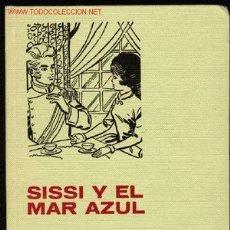 Tebeos: SISSI Y EL MAR AZUL.HISTORIAS SELECCION. BRUGUERA 1973.DIBUJOS JOSE PEREZ MASCARO. Lote 12099667