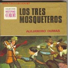 Tebeos: ALEJANDRO DUMAS : LOS TRES MOSQUETEROS. Lote 27259755