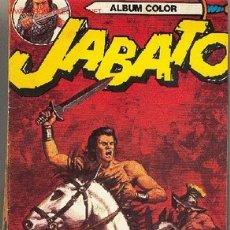 Tebeos: JABATO --ÁLBUM COLOR 1 AL 8 . Lote 13742340