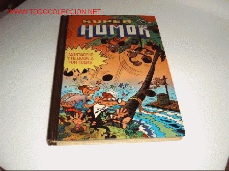 SUPER HUMOR - VOLUMEN XI (NUMEROS ROMANOS) (Tebeos y Comics - Bruguera - Super Humor)