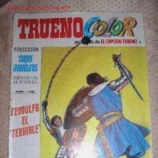 Tebeos: TRUENO COLOR - Nº 4.. Lote 25024459