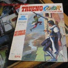 Tebeos: CAPITAN TRUENO COLOR N-59,PRIMERA EPOCA. Lote 10730037
