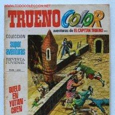 Tebeos: TRUENO COLOR Nº 245 -PRIMERA EPOCA. Lote 26026666