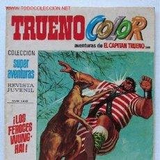 Tebeos: TRUENO COLOR Nº 248 -PRIMERA EPOCA. Lote 26026671