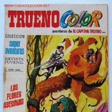 Tebeos: TRUENO COLOR Nº 263 -PRIMERA EPOCA. Lote 26026695