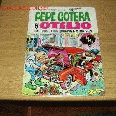 Tebeos: PEPE GOTERA Y OTILIO. DE FRANCISCO IBÁÑEZ. TAPAS DURAS. BRUGUERA 1972. Lote 26421854