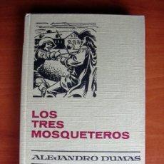 Tebeos: COLECCIÓN HISTORIAS SELECCIÓN, Nº 6-LOS TRES MOSQUETEROS - EDITORIAL BRUGUERA. Lote 9716639