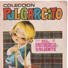 Tebeos: COLECCIÓN PULGARCITO. EL SASTRECILLO VALIENTE. Lote 16711985