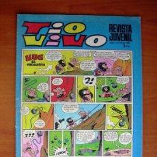 Tebeos: TIO VIVO, Nº 482 - EPOCA 2ª - EDITORIAL BRUGUERA 1970. Lote 9804479