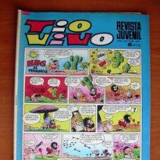 Tebeos: TIO VIVO, Nº 514 - EPOCA 2ª - EDITORIAL BRUGUERA 1971. Lote 9816107