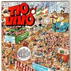Tebeos: TIO VIVO EXTRA DE PRIMAVERA 1972, 68 PGS. UNA MISION PELIGROSA POR F. CUETO. Lote 11417246