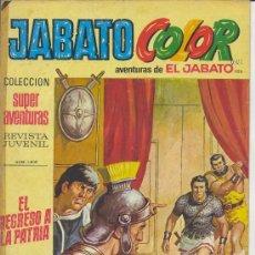 Tebeos: JABATO COLOR 106. Lote 9853741