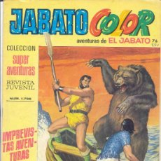 Tebeos: JABATO COLOR 76. Lote 9853768