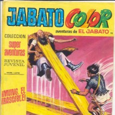 Tebeos: JABATO COLOR 98. Lote 9853791