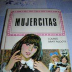 Tebeos: LIBRO TIPO COMIC CON VIÑETAS: HISTORIAS INFANTIL, Nº 4. MUJERCITAS, DE LOUISE MAY ALCOTT. AÑO 1978.. Lote 22196487