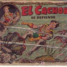 Tebeos: EL CACHORRO. Nº 87. Lote 25099709