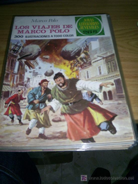 JOYAS LITERARIAS JUVENILES 166 REF.49 (Tebeos y Comics - Bruguera - Joyas Literarias)
