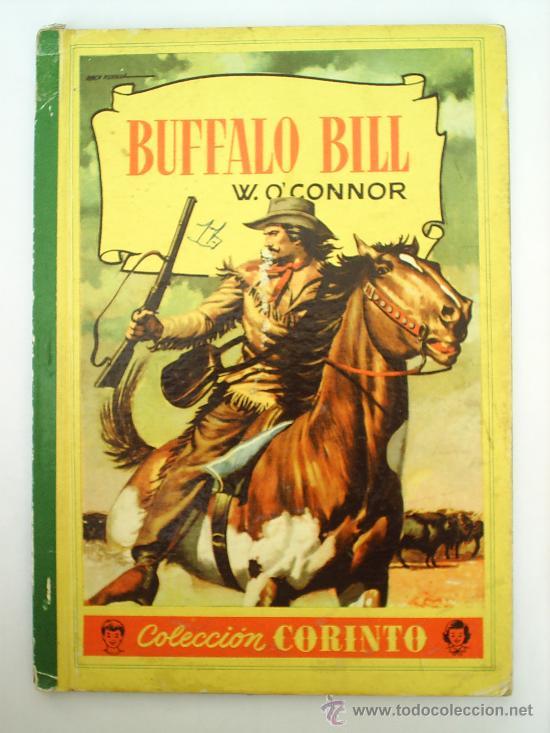 BUFALO BILL-1959-EDITORIAL BRUGUERA-COLECCION CORINTO (Tebeos y Comics - Bruguera - Otros)