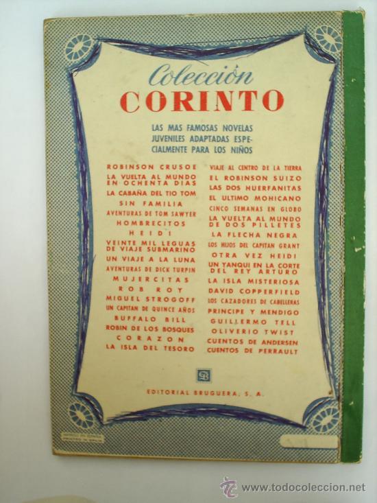 Tebeos: BUFALO BILL-1959-EDITORIAL BRUGUERA-COLECCION CORINTO - Foto 2 - 128951602
