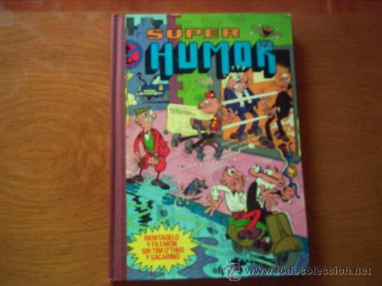SUPER HUMOR . Nº XXV . (Tebeos y Comics - Bruguera - Super Humor)