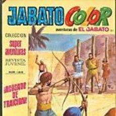 Tebeos: JABATO COLOR Nº153,COLECCIÓN SUPER AVENTURAS,ED.BRUGUERA. Lote 28031277
