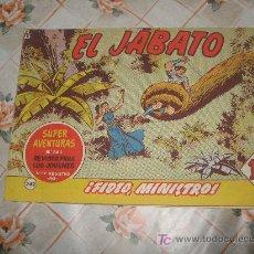 Tebeos: EL JABATO N-242,ORIGINAL,NORMAL ALTO BIEN.. Lote 10499982