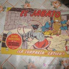 Tebeos: EL JABATO N-225,ORIGINAL.. Lote 10502055