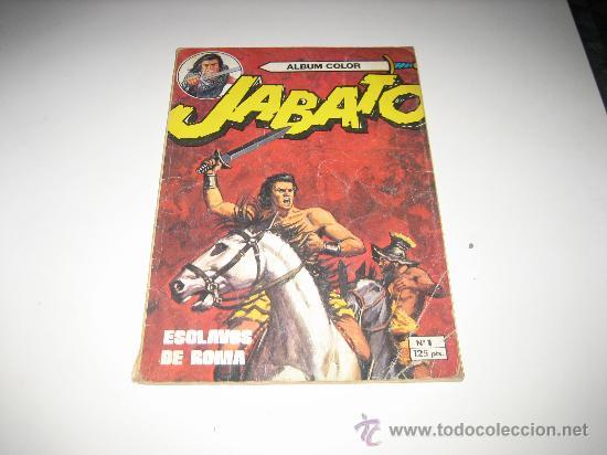 JABATO-Nº1 -ALBUM COLOR-BRUGUERA (Tebeos y Comics - Bruguera - Jabato)