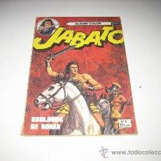 Tebeos: JABATO-Nº1 -ALBUM COLOR-BRUGUERA. Lote 25898703