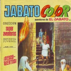 Tebeos: JABATO COLOR N•110.!DESCUBIERTOS!. Lote 14359239