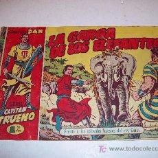 Tebeos: CAPITAN TRUENO, Nº 7 ORIGINAL,. Lote 27403835