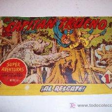 Tebeos: CAPITAN TRUENO, Nº 63 ORIGINAL,. Lote 20760023