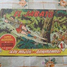 Tebeos: EL JABATO N-161,ORIGINAL. Lote 10541648