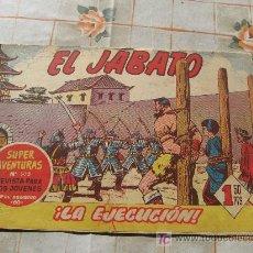 Tebeos: EL JABATO N-157,ORIGINAL. Lote 10541874