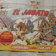 Tebeos: EL JABATO N-152,ORIGINAL. Lote 10542142