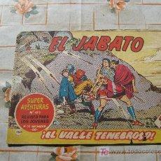 Tebeos: EL JABATO N-150,ORIGINAL. Lote 10542311