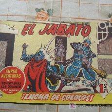 Tebeos: EL JABATO N-140,ORIGINAL.. Lote 10543382