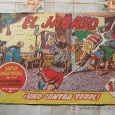 Tebeos: EL JABATO N-139 ,ORIGINAL.. Lote 10543414