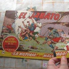 Tebeos: EL JABATO N-136 ,ORIGINAL.. Lote 10543528