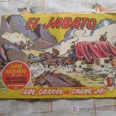 Tebeos: EL JABATO N-131 ,ORIGINAL.. Lote 10543769
