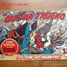 Tebeos: CAPITAN TRUENO Nº 171 ORIGINAL BRUGUERA. Lote 26921619