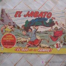 Tebeos: EL JABATO N-153,ORIGINAL . Lote 10584648