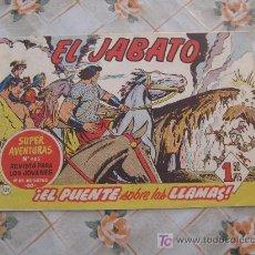 Tebeos: EL JABATO N-151,ORIGINAL . Lote 10584765