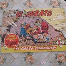 Tebeos: EL JABATO N-150,ORIGINAL . Lote 10584822