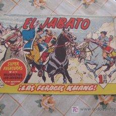 Tebeos: EL JABATO N-149,ORIGINAL . Lote 10584858