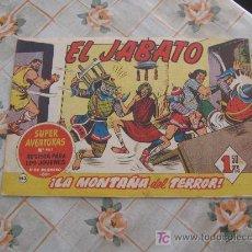Tebeos: EL JABATO N-143,ORIGINAL . Lote 10585032