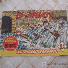 Tebeos: EL JABATO N-111,ORIGINAL . Lote 10585426