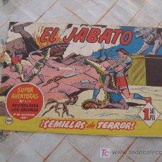 Tebeos: EL JABATO N-109,ORIGINAL.. Lote 10592920